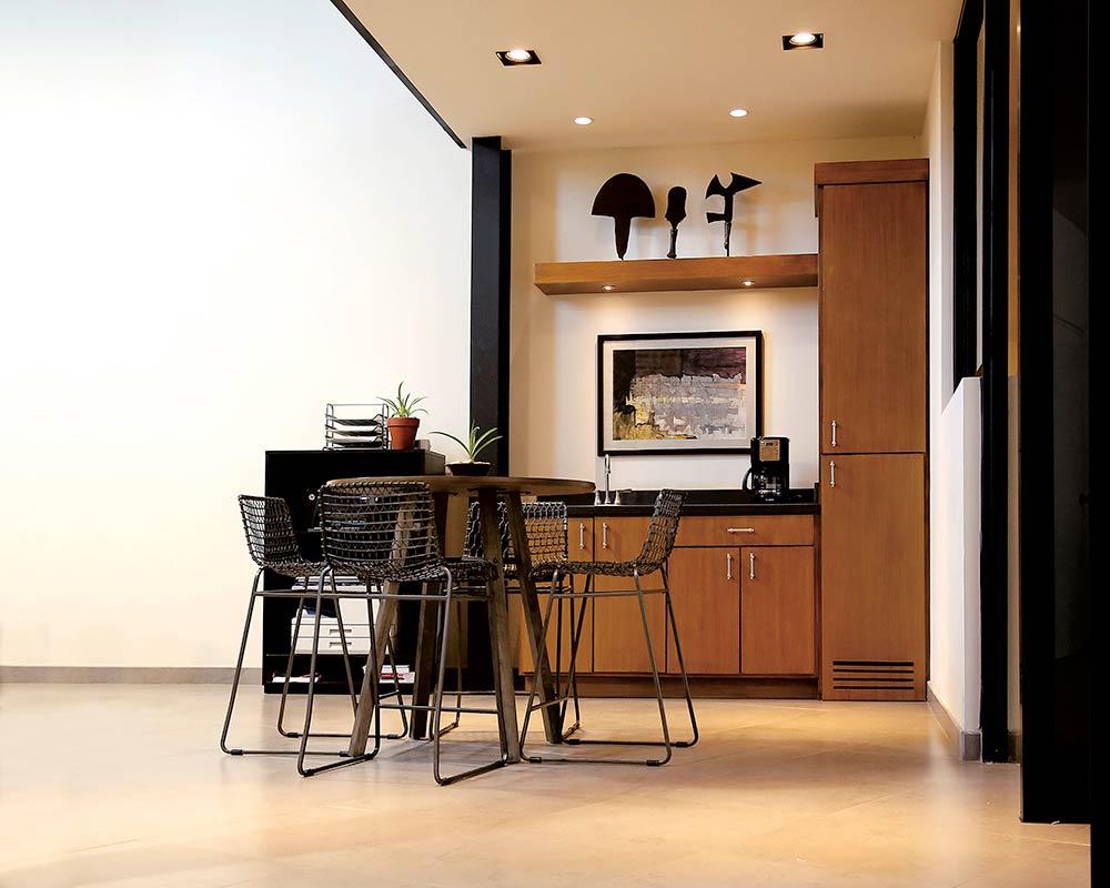 7203 - Oficinas con estilo