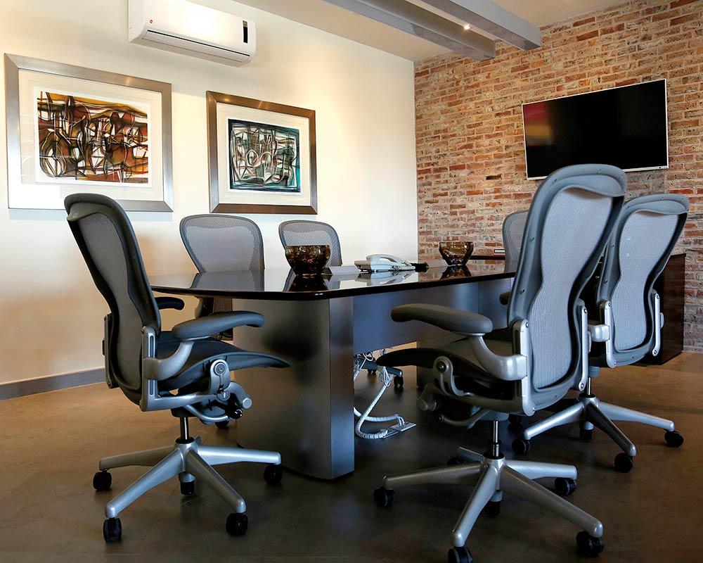 7232 - Oficinas con estilo
