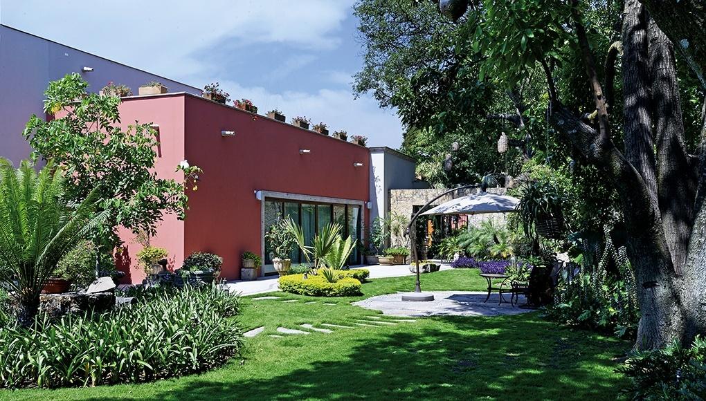 041 - La casa que habla EMOCIONES, NATURALEZA Y ARQUITECTURA