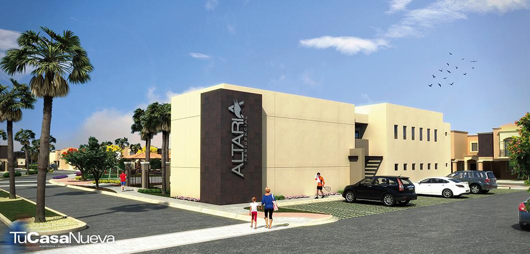 Altaria Plus Casa Club - Arquitectura y urbanismo CIVITAS ARQUITECTOS