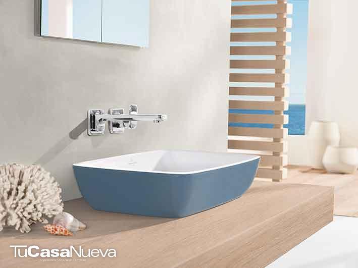 VILLEROY 3 - Un baño que despierte tus sentidos