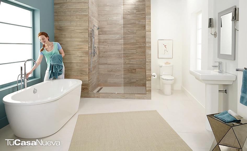 american standard application - Un baño que despierte tus sentidos
