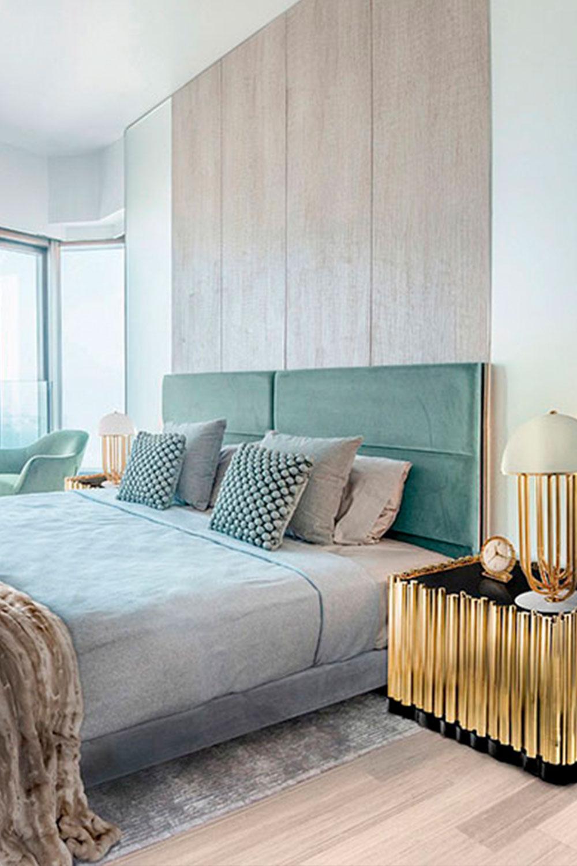 Inspiring Ideas for You to Build the Perfect Mid Century Bedroom 7 - Estilos de Recamaras principales