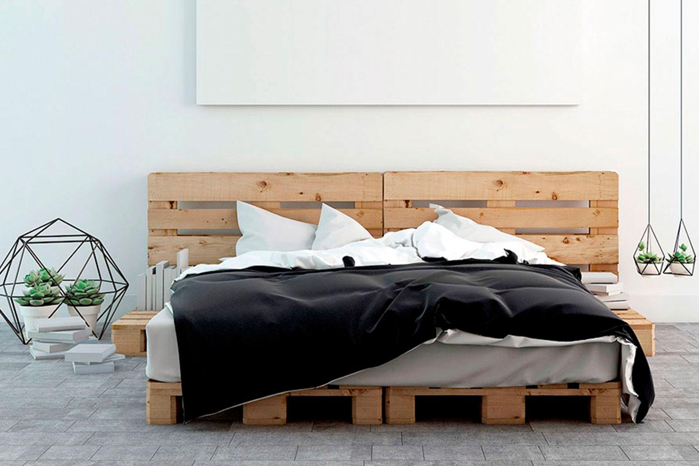 ideas decorar dormitorio estilo nordico cabecero XxXx80 - Estilos de Recamaras principales