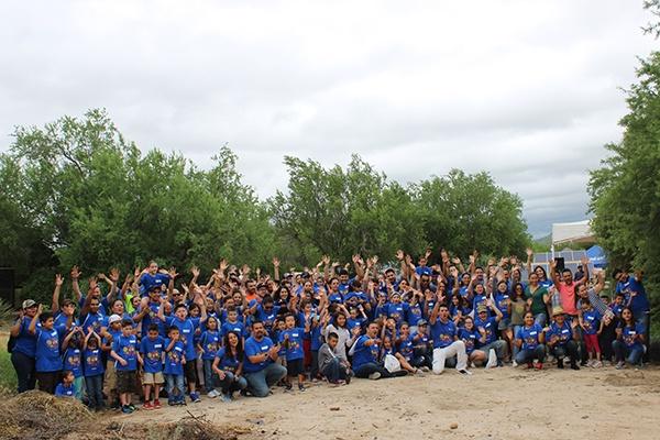 1 - Instalan jardín para polinizadores en el Centro Ecológico de Sonora