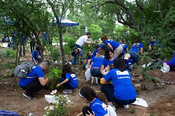 14 - Instalan jardín para polinizadores en el Centro Ecológico de Sonora
