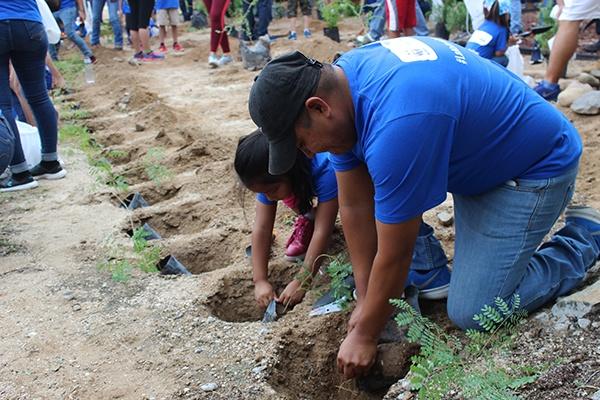 17 - Instalan jardín para polinizadores en el Centro Ecológico de Sonora