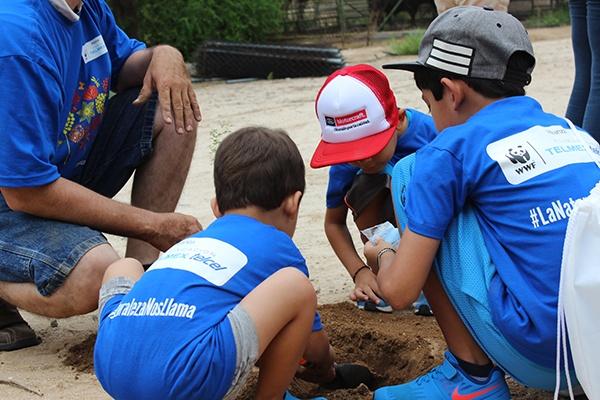 3 - Instalan jardín para polinizadores en el Centro Ecológico de Sonora